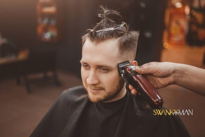 Cordless Hair Clippers For Men