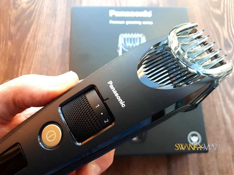 Panasonic ER-SB0-K Beard Trimmer