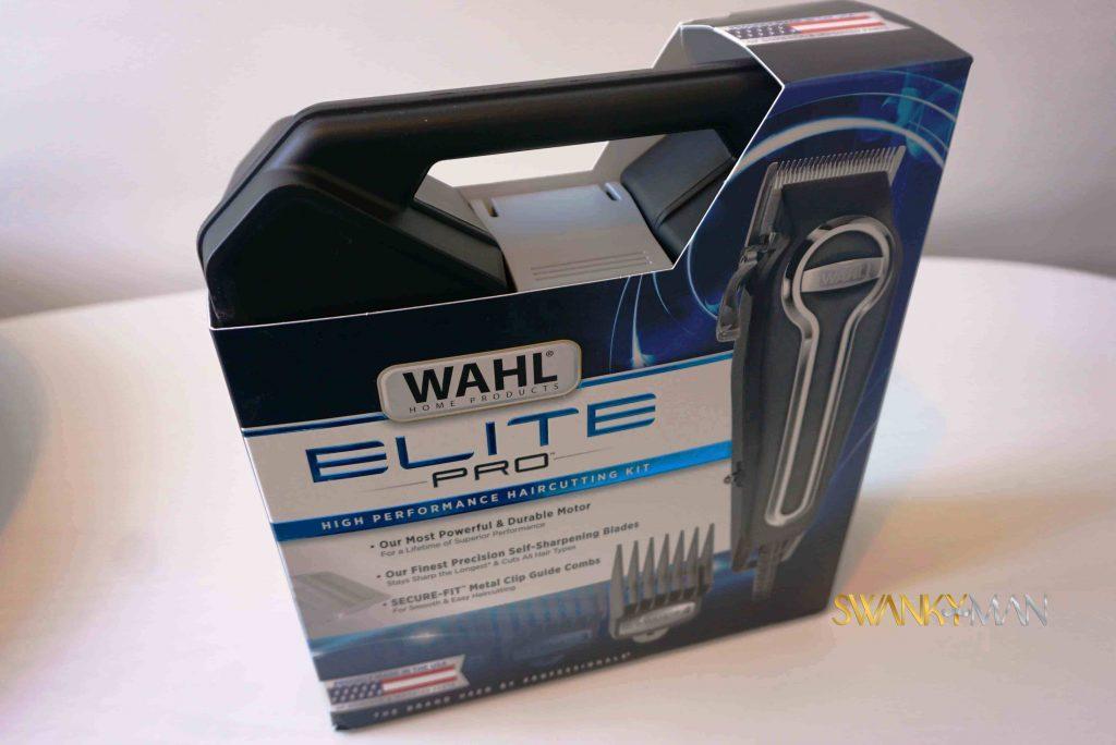 wahl elite pro box