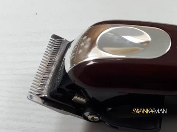 wahl magic clip stagger tooth blade